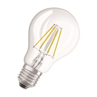 LED-lampa, Normal/Classic A, klar, dimbar, Retrofit Osram