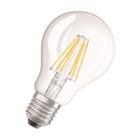 LED-lampa, Normal/Classic A, klar, Retrofit Osram