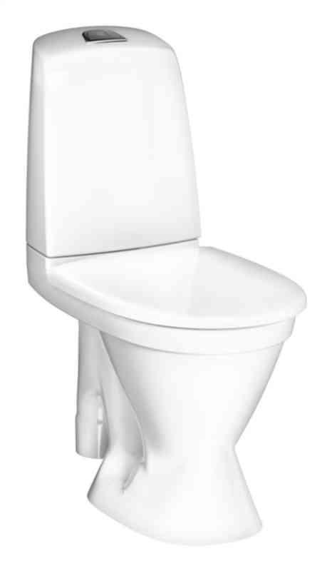 Gelia 3013000011 WC skål Laufen, vägghängd